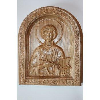 Святой Пантелеймон